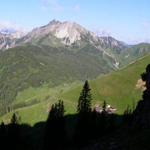 Ammonit - Karwendel-Exkursion am frühen Morgen (3)